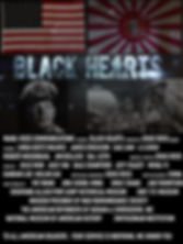 Black Hearts film poster.