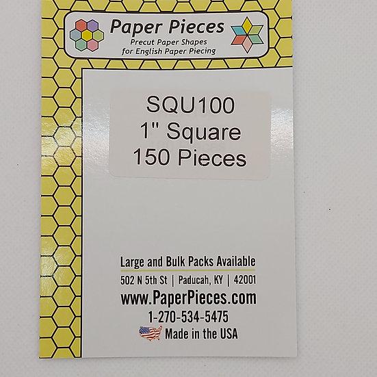 Square 1 inch