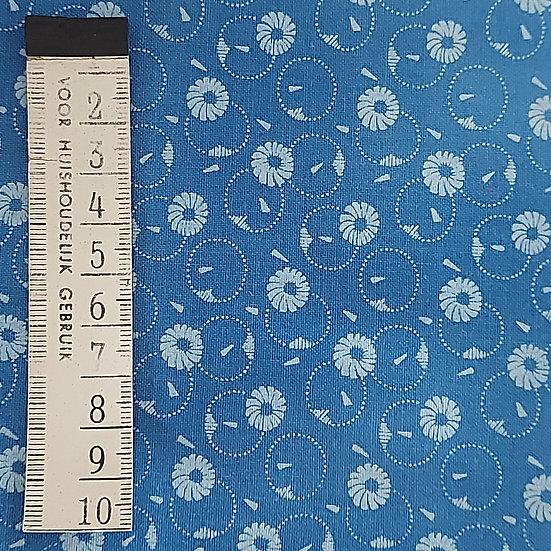 Temperance  Blue, per 50 cm