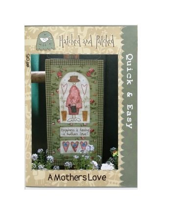 """Patroon """"A Mothers Love"""""""