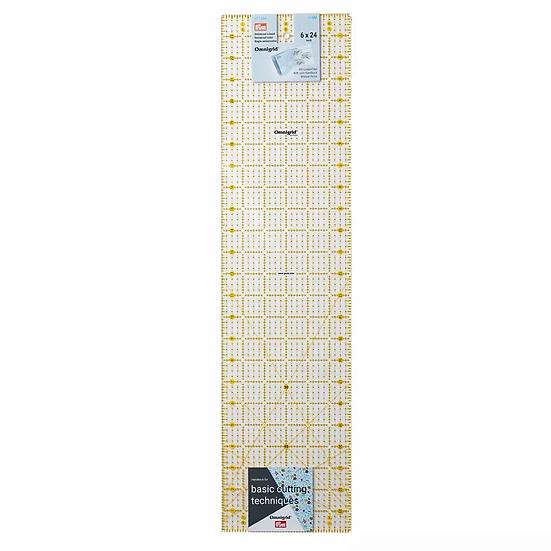 Liniaal 6 x 24 inch Omnigrid