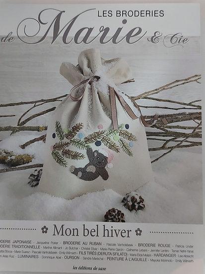 """Marie & Cie no.9 """" Mon bel hiver"""""""