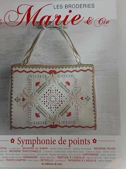 """Marie & Cie no. 8 """" Symphonie de points"""""""
