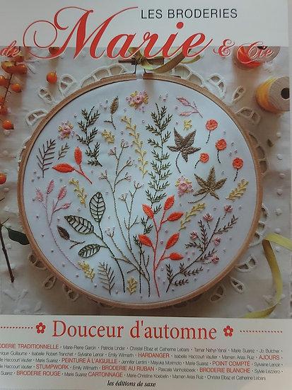 """Marie & Cie no. 4 """" Douceur d'automne """""""