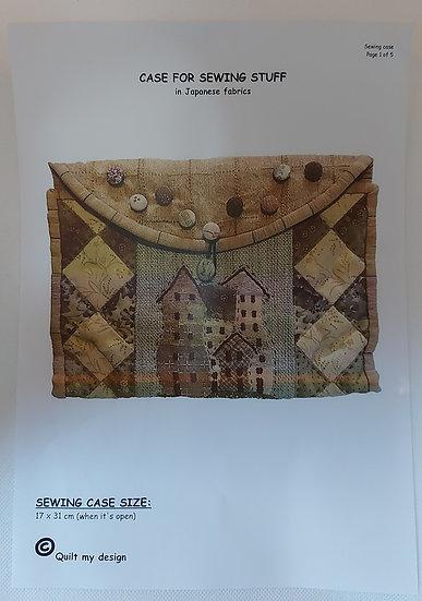 "Pakket ""Case for sewing stuff"""