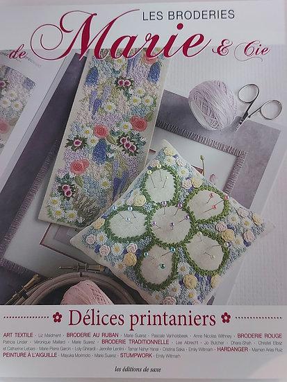 """Marie & Cie no. 10 """" Delices printaniers """""""