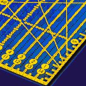 Liniaal 15 x 60 cm Omnigrid