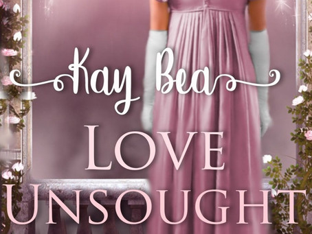 Book Review ~ Love Unsought By Kay Bea