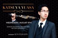 Katsuya Yuasa Recital Ad