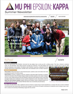 2018 Chapter Newsletter 1/3