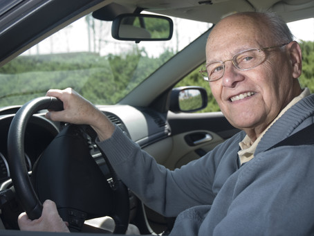 Autofahren im Seniorenalter