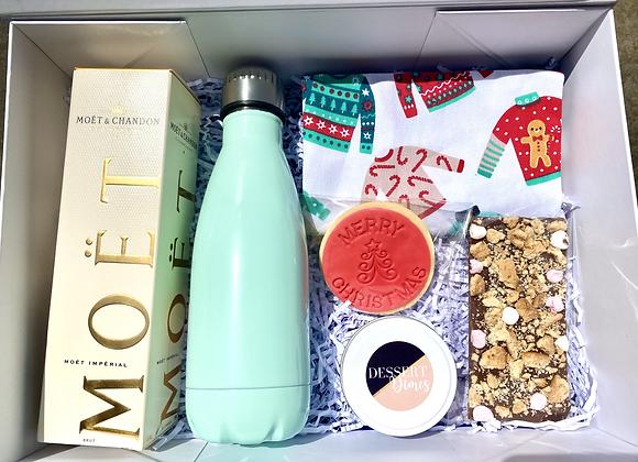 Happy Holidays- Gift Box