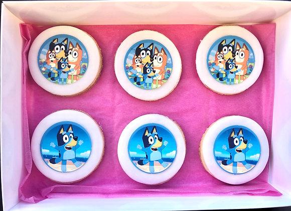 Custom Imaged Cookies