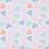 Thumbnail: Face Mask- Pastel Hearts