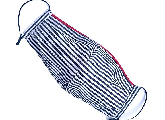 Face Mask- Basic Stripes