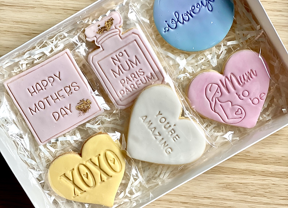 Mother's Day Cookie Pack (4)