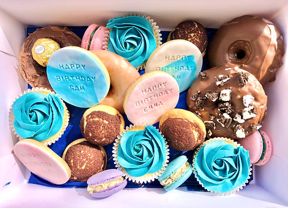 Dessert Share Boxes
