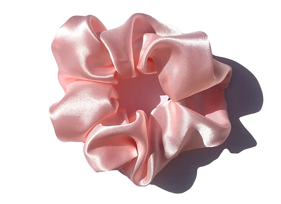 BAE-by Pink- Satin Scrunchie