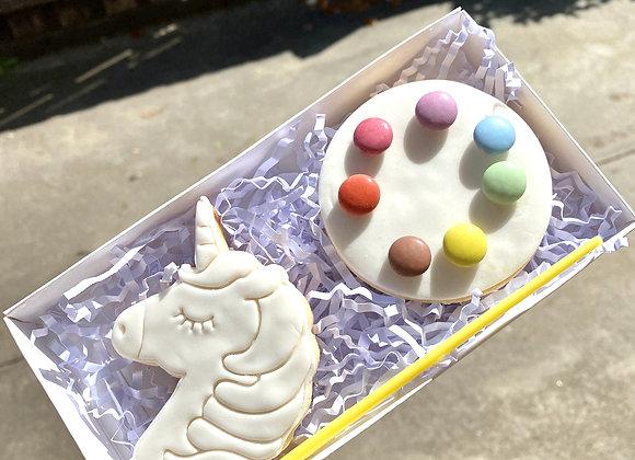 PYO Cookies- Vegan (Unicorn)