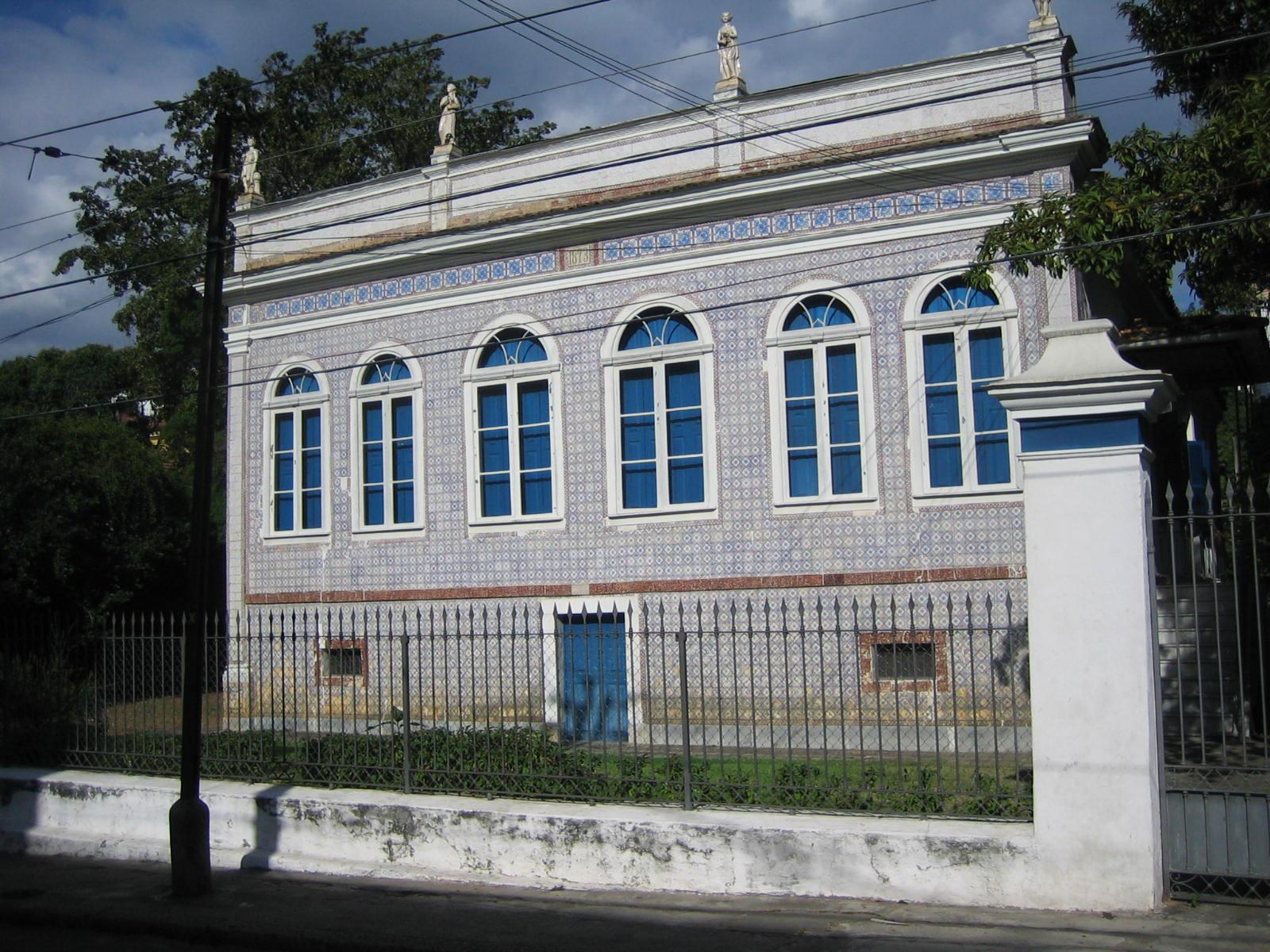 Colonial house in Santa Teresa