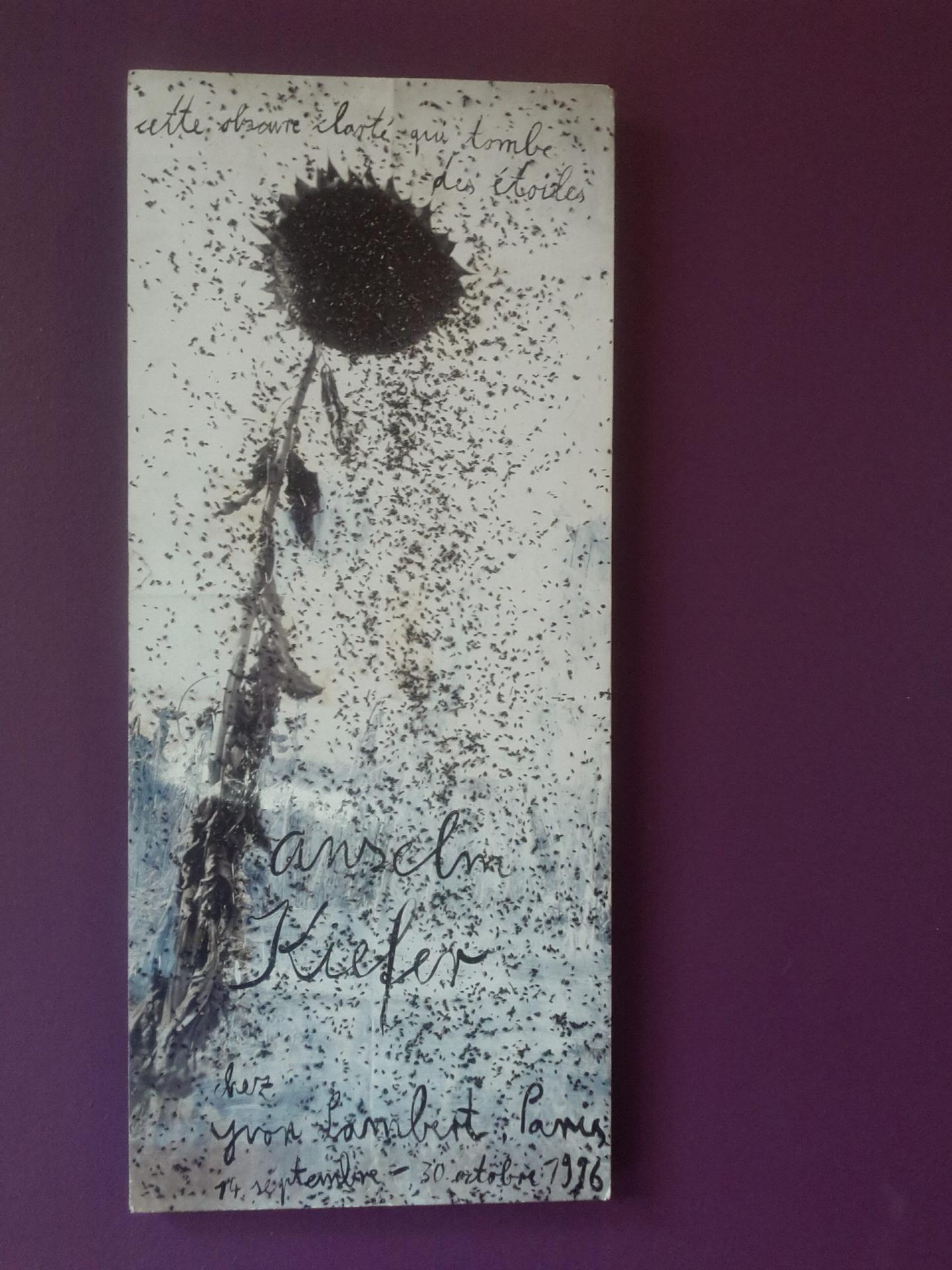 Poster de Anselm Kiefer