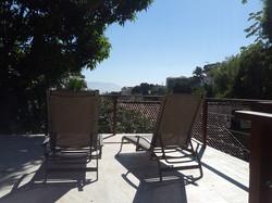 The Villa Roof Terrace awaits you!