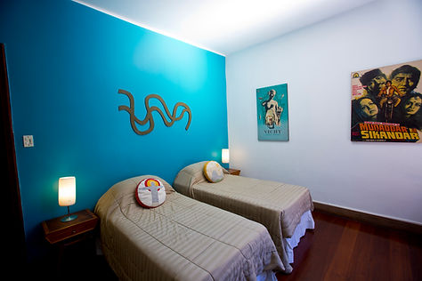 Blue Room Guest House Rio de Janeiro Bed and Breakfast