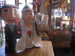 Boutique artisanale á Santa Teresa