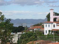 Vue de Santa Teresa