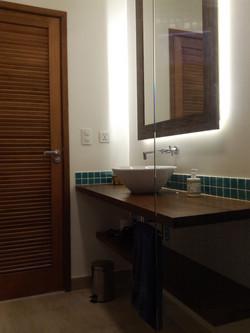 Bathroom in The Villa