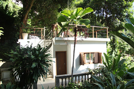 Bed & Breakfast in Rio de Janeiro, Hotel, Gästehaus, Pension, Künstlerviertel Santa Teresa.