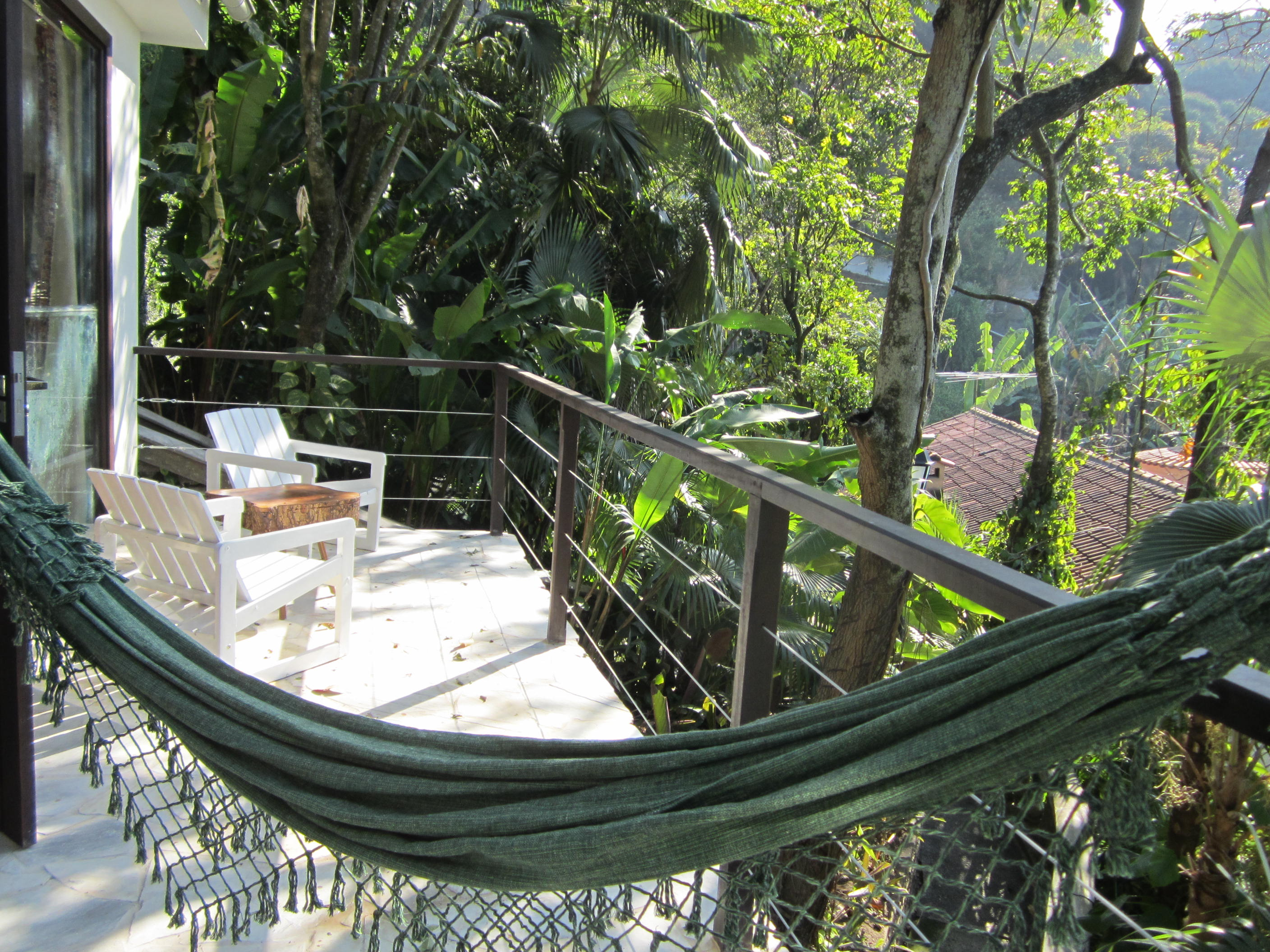Hammock in the Bungalow awaits you