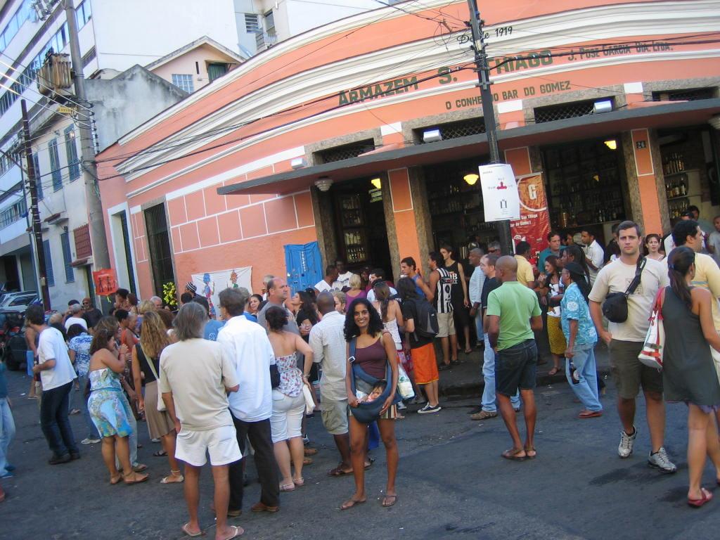 Bar do Gomes, a special place!