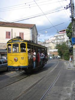 Le Bonde ou petit train