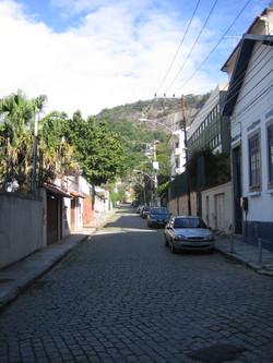 La rue de Casa Beleza