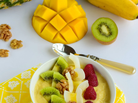 Morning Mango Bowl