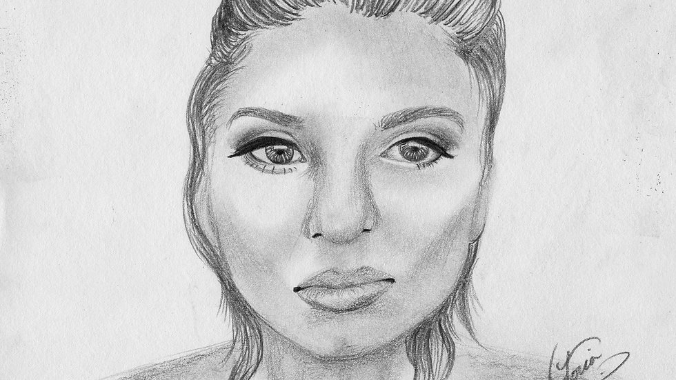 """Melissa"" by artist: Tori Michelle Carter"