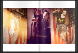 Visual styling for We and You Magazine