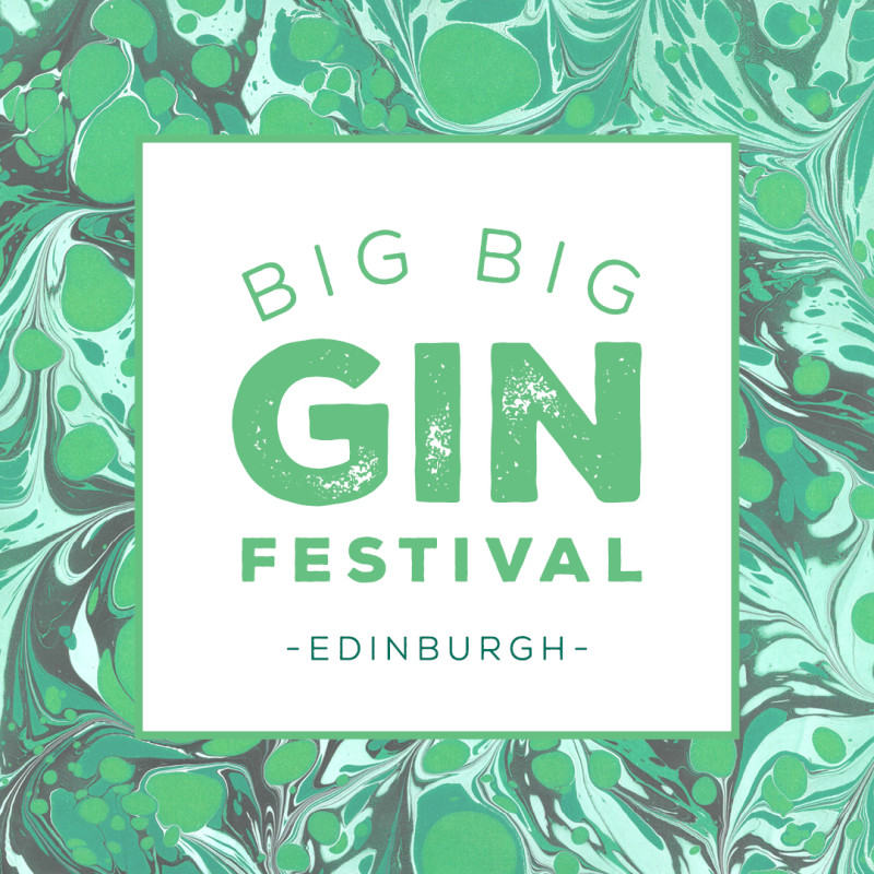 PR campaign for the Big Big Gin Festival