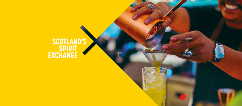 PR and marketing campaign for Scotland's Spirit Exchange