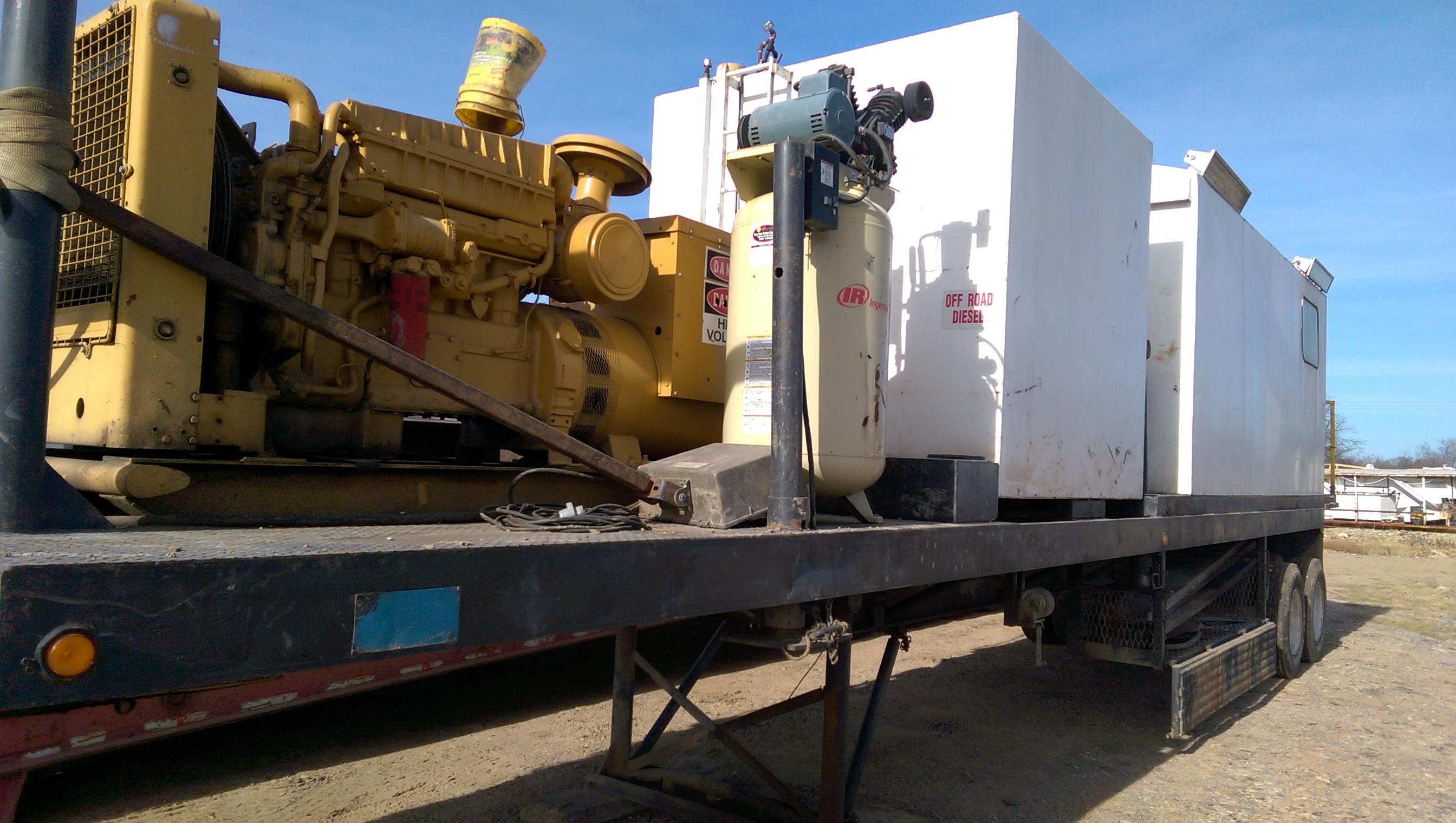 Rig 9 - Schramm TXD 130 | ada-energy-services