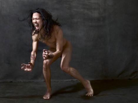 Nudity.Desire by Benjamin Kamino
