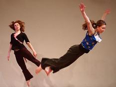 Jennifer Clarke / Anne Cooper Improvisation