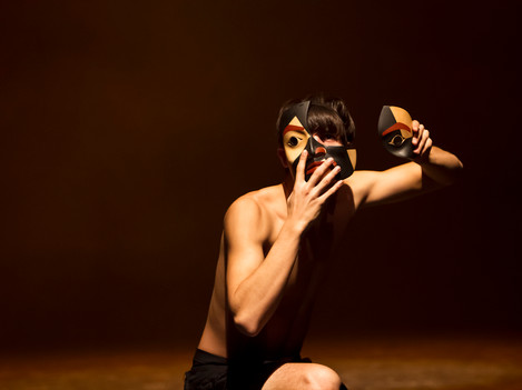 Luu hlotitxw: Spirit Transforming by the Dancers of Damelahamid