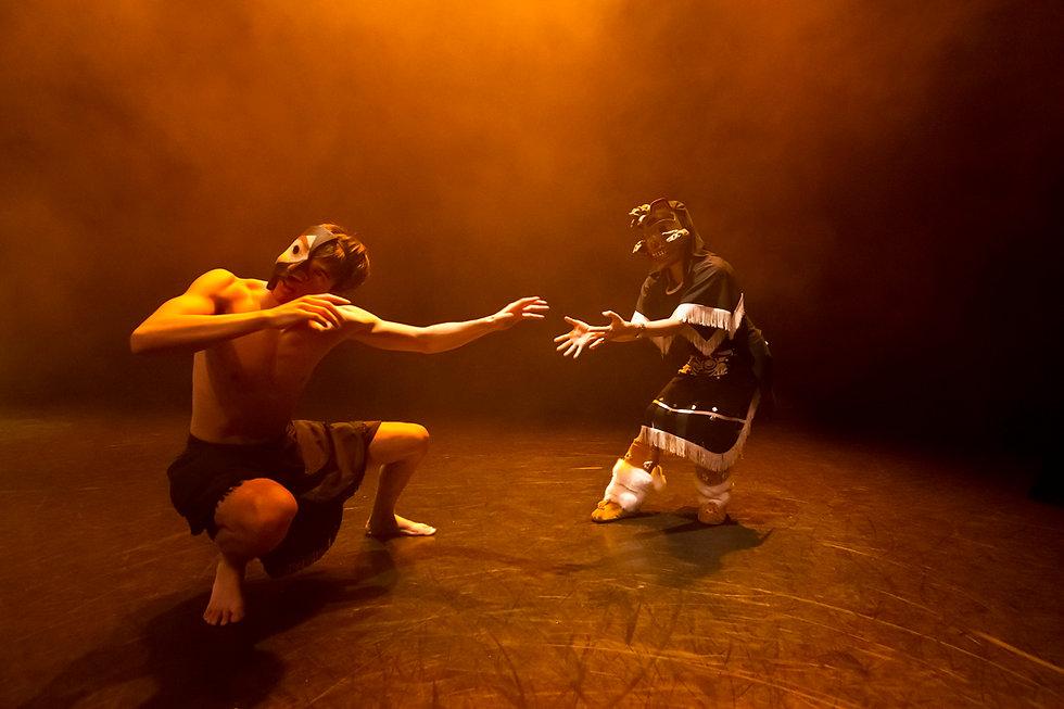 Dancers of Damelahamid by Derek Dix 2.jp