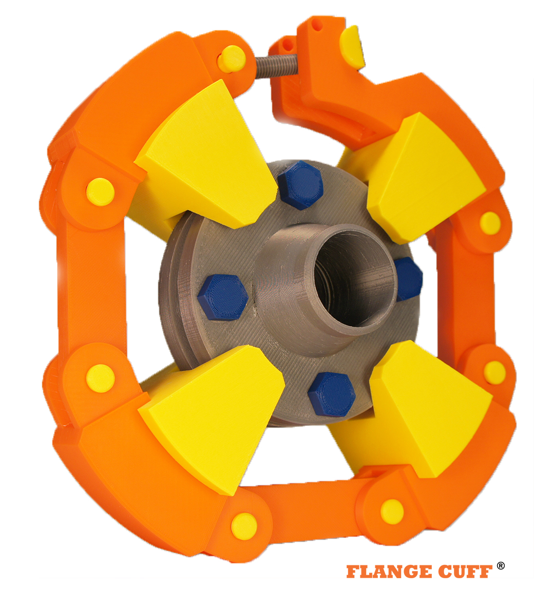 Nacher Corp. flange cuff model