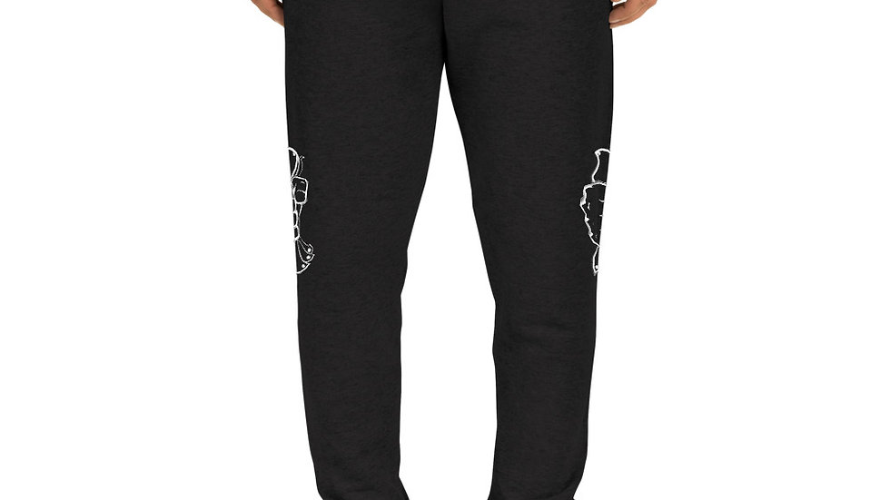 $CASH$ (Simple) Unisex Joggers/ Jerzees