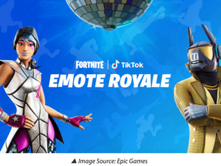 Fortnite collaborates with TikTok on the #EmoteRoyaleContest