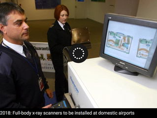 Aussie arrivals to face new heights of security checks