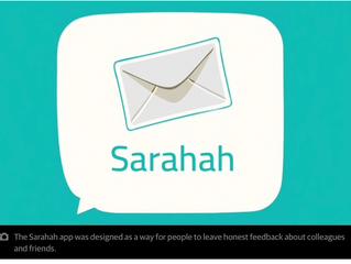 Massive cyber-bullying spike blamed on Sarahah app